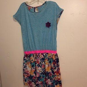 Other - Girls short sleeve summer dress